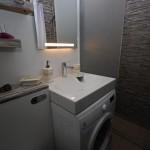 Раковина над стиральной машиной Sanrif Индиго