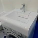 Раковина над стиральной машиной Sanrif Корсика